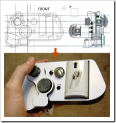 xbox 360 one hand controller