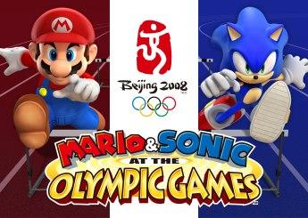 Mario and Sonic Art