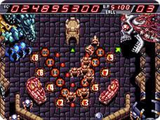 Devil's Crush Gameplay