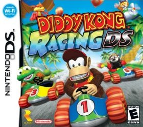 Diddy Kong Racing for the DS