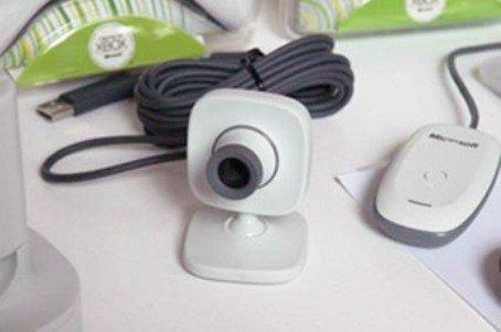 Xbox 360 live vision cam