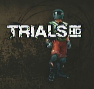 Trials HD Main Menu