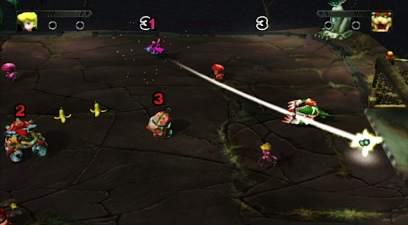 Mario Strikers Charged E3 screenshot