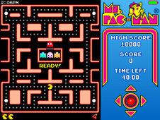 Ms. Pac-man Screenshot on iPod