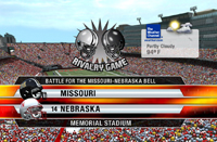Weather in NCAA 08 Football
