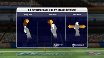 EA Sports Family Play Control Style