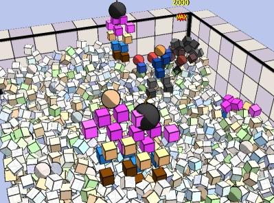 Screenshot of Rumblebox